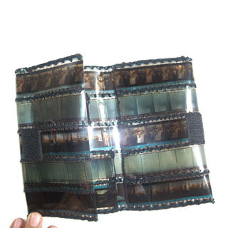 Movie Film Wallet-Lg