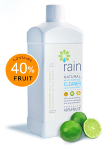 RAIN Natural Laundry Detergent Liquid Concentrate 33.8oz