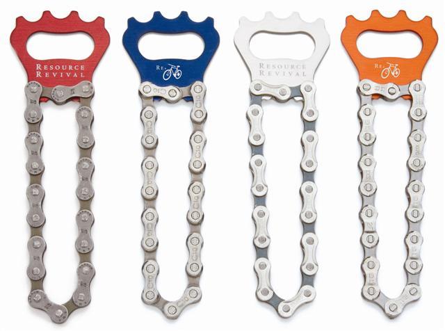 Bicycle Chain Bottle Openers