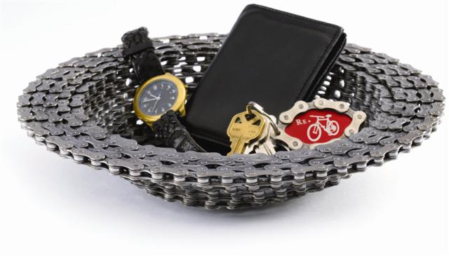 Bicycle Chain Bowl