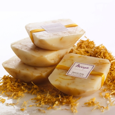 Avvya Soap Calendula with Jojoba Oil