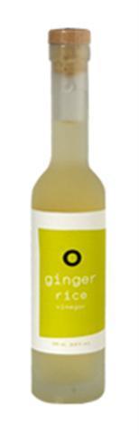 O Ginger Rice Vinegar 200ml (6.8oz)