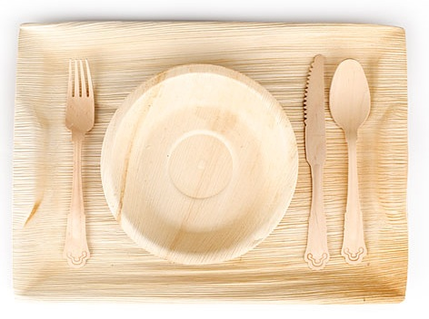 Bamboo Leaf Dinnerware