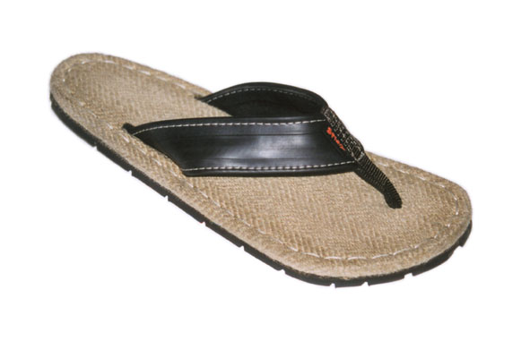 Splaff Lazy Boy Natural Flip Flops
