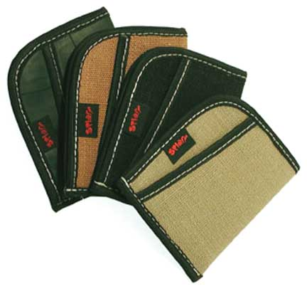Velcro Change Pouch from SPLAFF, Inc.