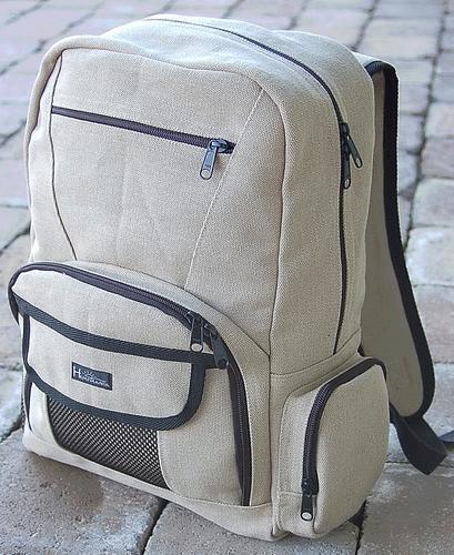 Hempmania Deluxe Backpack From