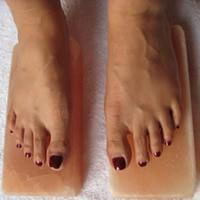 Himalayan Salt - Foot Detox Blocks (set of 2)