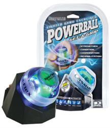 Powerball Platinum with Docking Station Gyro Exerciser