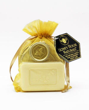 Honey House Naturals - Soap Gift Set