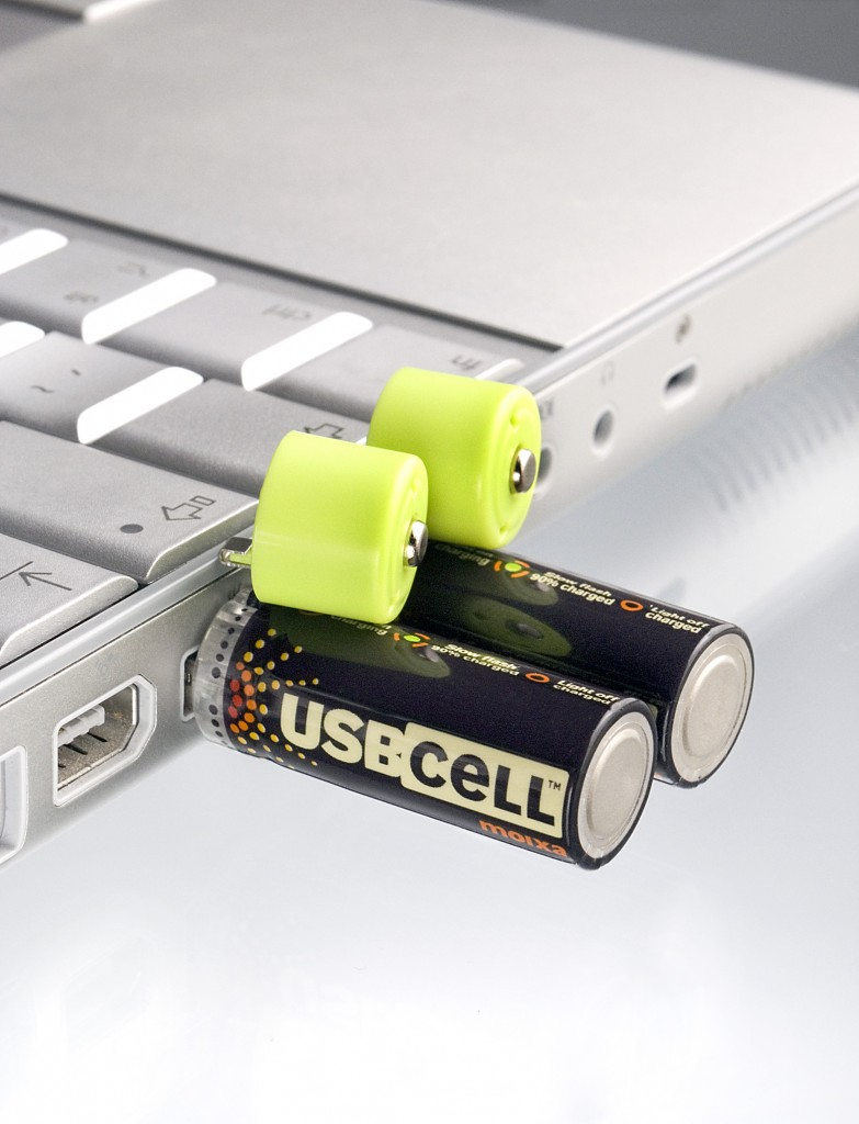 USBCell ultimate rechargeable battery
